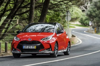 2020 Toyota Yaris hybrid 101