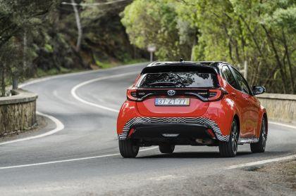 2020 Toyota Yaris hybrid 102