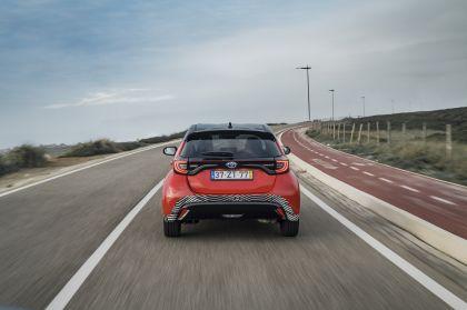 2020 Toyota Yaris hybrid 117