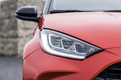 2020 Toyota Yaris hybrid 122