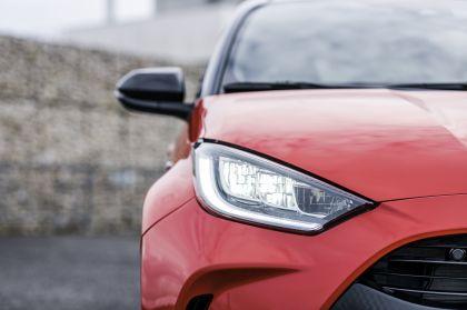 2020 Toyota Yaris hybrid 123