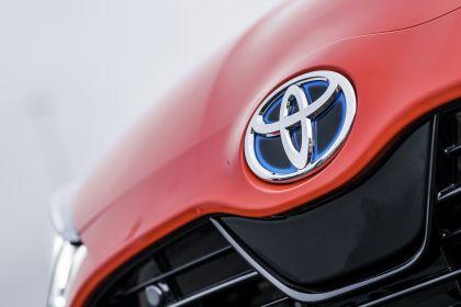 2020 Toyota Yaris hybrid 130