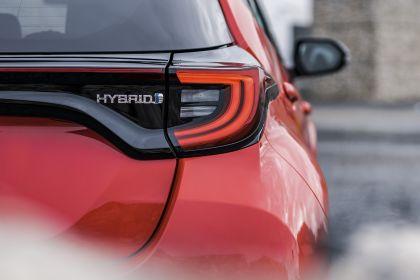 2020 Toyota Yaris hybrid 132