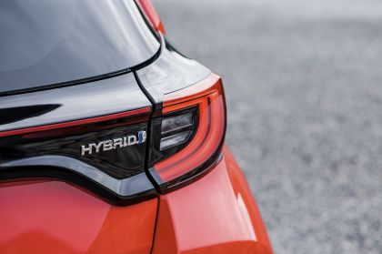 2020 Toyota Yaris hybrid 133