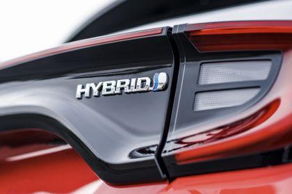 2020 Toyota Yaris hybrid 134