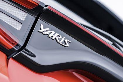 2020 Toyota Yaris hybrid 137