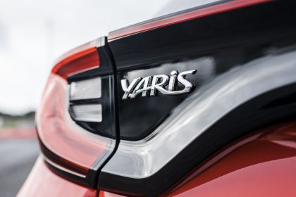 2020 Toyota Yaris hybrid 138
