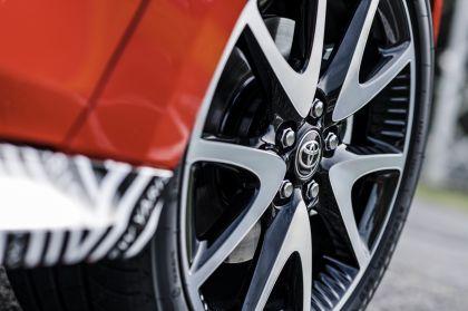 2020 Toyota Yaris hybrid 142