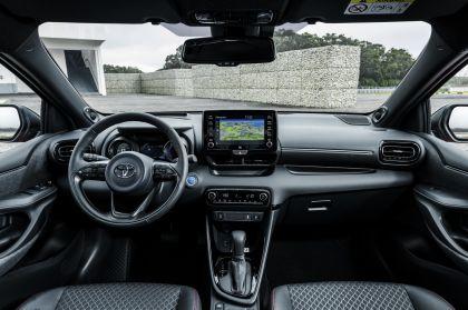 2020 Toyota Yaris hybrid 147