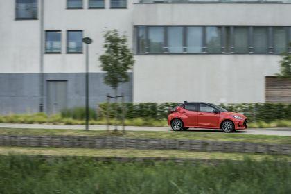 2020 Toyota Yaris hybrid 153