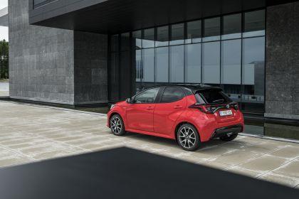 2020 Toyota Yaris hybrid 167