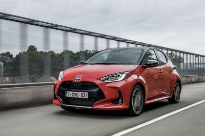 2020 Toyota Yaris hybrid 173