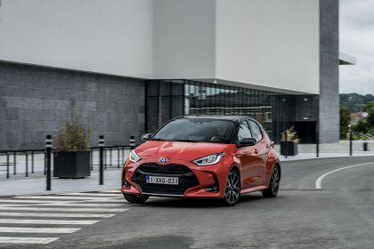 2020 Toyota Yaris hybrid 179