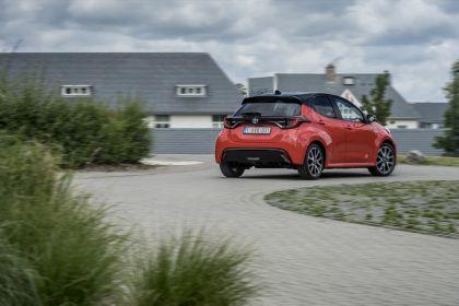 2020 Toyota Yaris hybrid 182