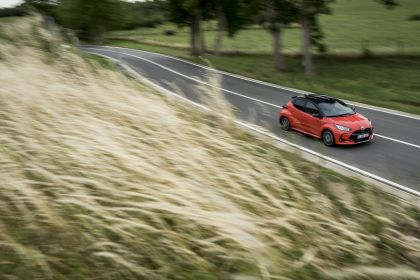 2020 Toyota Yaris hybrid 188