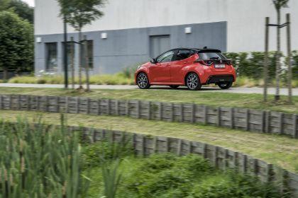 2020 Toyota Yaris hybrid 191