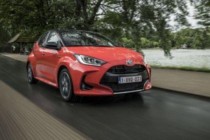 2020 Toyota Yaris hybrid 197