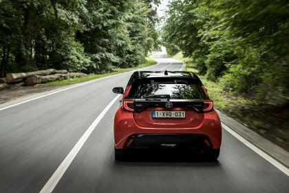 2020 Toyota Yaris hybrid 203
