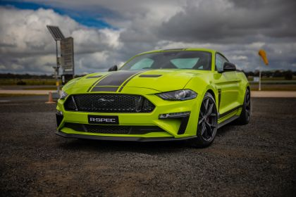 2020 Ford Mustang R-Spec - Australia version 5