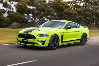 2020 Ford Mustang R-Spec - Australia version 8