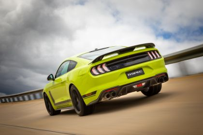 2020 Ford Mustang R-Spec - Australia version 11