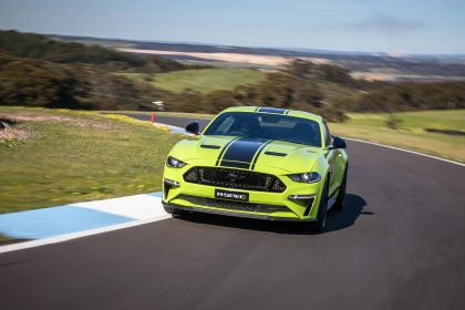 2020 Ford Mustang R-Spec - Australia version 14