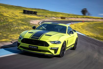 2020 Ford Mustang R-Spec - Australia version 15