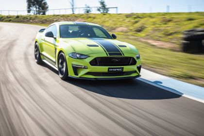 2020 Ford Mustang R-Spec - Australia version 23