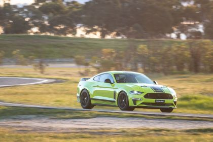 2020 Ford Mustang R-Spec - Australia version 26