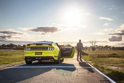 2020 Ford Mustang R-Spec - Australia version 33