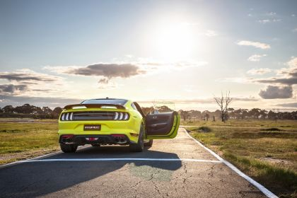 2020 Ford Mustang R-Spec - Australia version 34