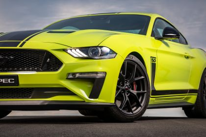 2020 Ford Mustang R-Spec - Australia version 35