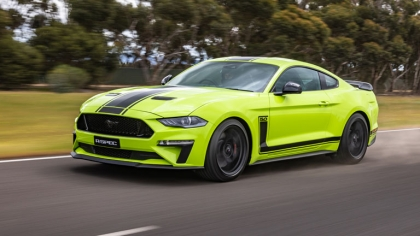 2020 Ford Mustang R-Spec - Australia version 6