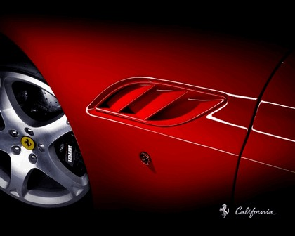 2008 Ferrari California 4