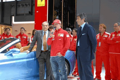 2008 Ferrari California 100