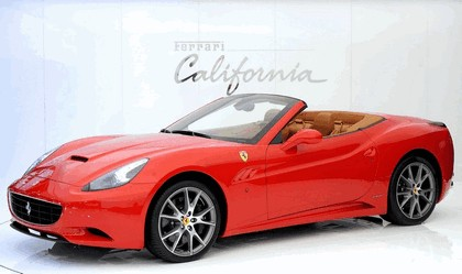 2008 Ferrari California 105