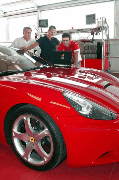 2008 Ferrari California 121