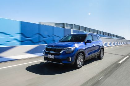 2019 Kia Seltos GT-Line AWD 1.6T - Australia version 1