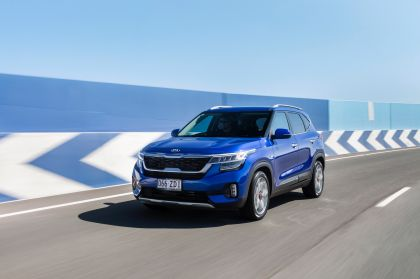 2019 Kia Seltos GT-Line AWD 1.6T - Australia version 2