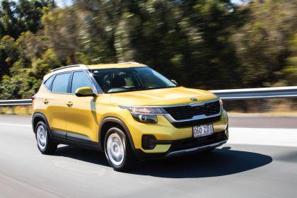 2019 Kia Seltos S FWD 2.0 - Australia version 2