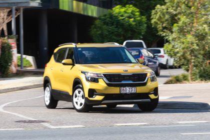 2019 Kia Seltos S FWD 2.0 - Australia version 4