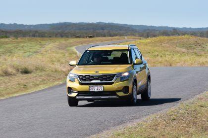 2019 Kia Seltos S FWD 2.0 - Australia version 6