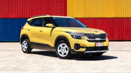 2019 Kia Seltos S FWD 2.0 - Australia version 8