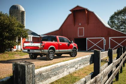 2020 Nissan Titan XD Platinum Reserve 3