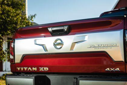 2020 Nissan Titan XD Platinum Reserve 4