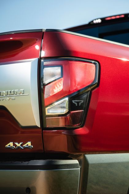 2020 Nissan Titan XD Platinum Reserve 5