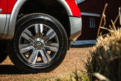 2020 Nissan Titan XD Platinum Reserve 9