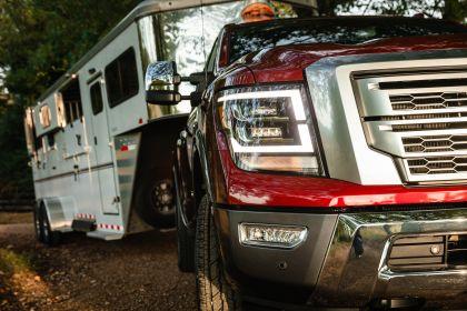 2020 Nissan Titan XD Platinum Reserve 13