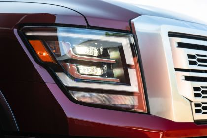 2020 Nissan Titan XD Platinum Reserve 14