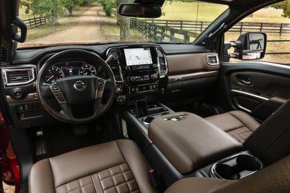 2020 Nissan Titan XD Platinum Reserve 22